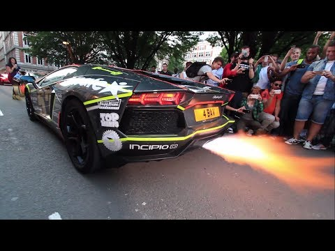 Gumball3000 2014 – London Madness and Sounds!