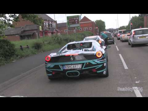 SAABKYLE04 – Gumball 3000 2014 YouTube Hero Challenge – Day 9 – Battery Energy